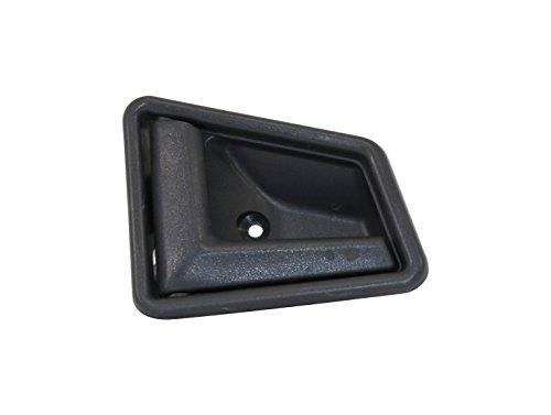 TarosTrade 59-0100-L-35200 Maneta De Puerta Delantera O Trasera Interna Negra Lado Izquierda