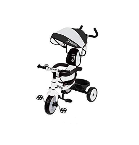 solleticogiocattoli Triciclo Juventus Licenza Ufficiale Nuova Versione