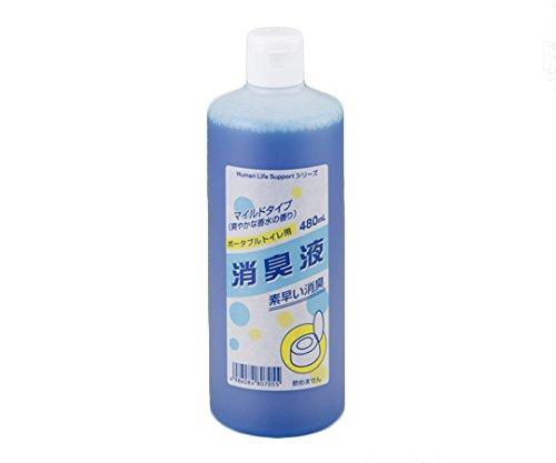 ビューティードア ポータブルトイレ消臭液 ボトルタイプ
