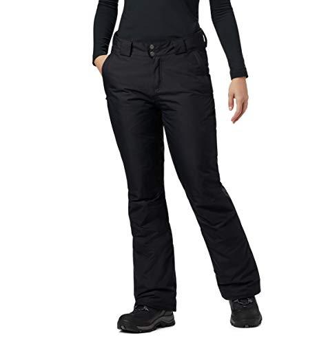 Columbia Damen On The Slope II Pant Ski-Hose, Schwarz (Black), XL/R