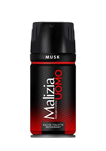 MALIZIA EDT Deodorant Spray Musk rot 150 ml