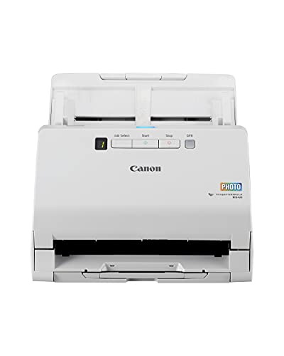 Canon imageFORMULA RS40 Photo and Document Scanner - for Windows and Mac - Scans...