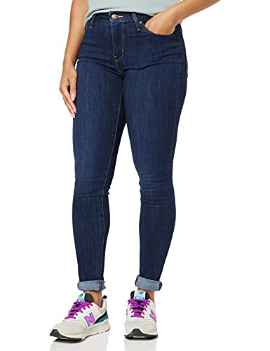 Levi's 721 High Rise Skinny' Vaqueros, Chelsea Eve, 25W / 30L para Mujer