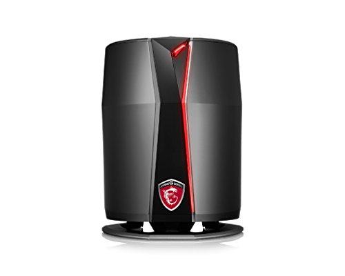 MSI Vortex G65-6QFSLIi7K32SR421 001T11-SKU1 Desktop-PC (Intel Core i7 Skylake i7-6700K, 32GB RAM, 1TB HDD mit SSD, Dual NVIDIA GF GTX 980 SLI, Win 10 Home) schwarz
