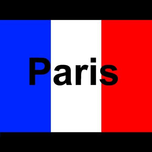 Paris Travel Map