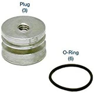 Sonnax 76999MED End Plug Kit (O-Ringed) (Medium)