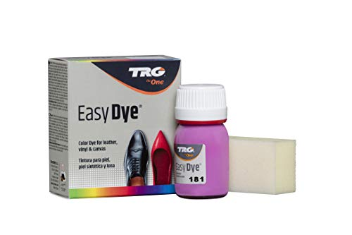 TRG Easy Dye for Leather and Canvas Shoes and Accessories (181 - Cerise)