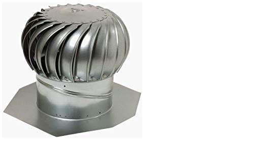 Lomanco GT-12 Galvanized Turbines