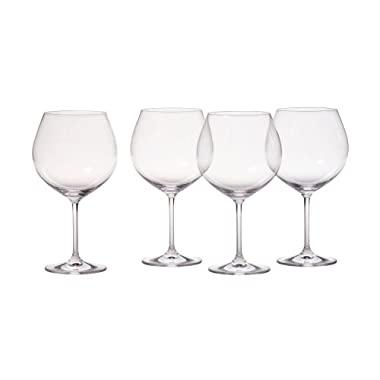 Waterford Marquis 140-104 Vintage Aromatic Red Wine Set of Four
