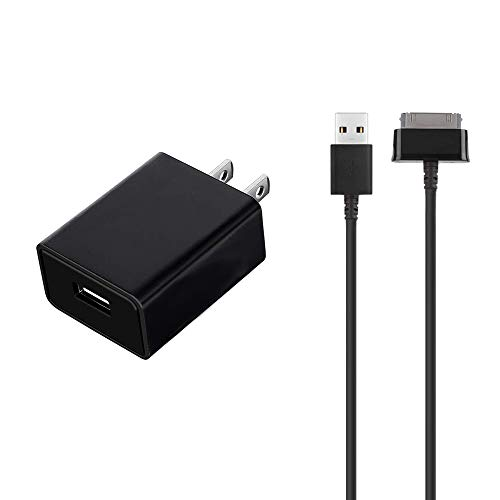 AC Charger for Samsung Galaxy Note 10.1 Gt-n8013;Tab 2 10.1 Gt-p5113 Sgh-i497 Sch-i915;Tab 7.7 8.9 10.1 Tablets with Power Adapter Charging Cable