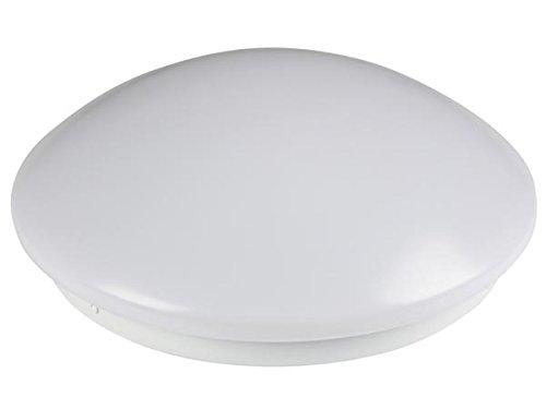 PLAFONNIER À LED DE 12 W - ROND - BLANC NEUTRE
