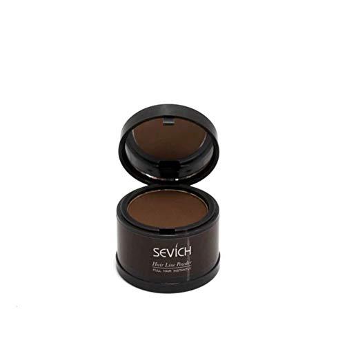 Doubleer Hairline Shadow Powder Haarspachtel Repair Hair Shadow Trimmen Powder Hair Concealer 7...