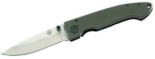 Puma TEC Couteau de Poche, Acier D2, Titan Couteau de poignées, Multicolore, Taille Unique