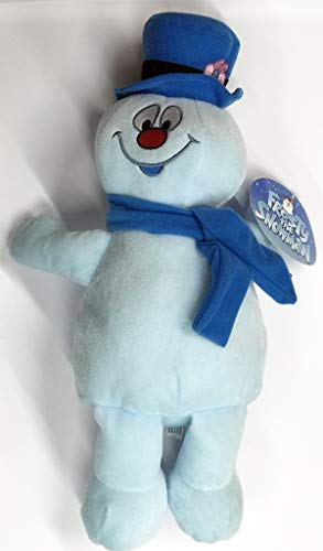 FROSTY THE SNOWMAN Blue Winter Wonderland 13' Classic Plush (Boys)