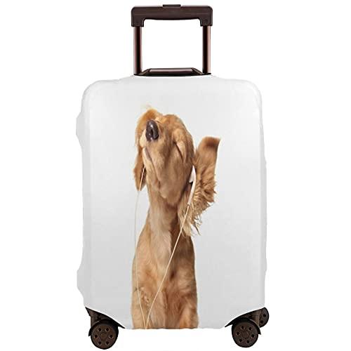 Cute-Dog, 3d personalizzato viaggio valigia protettiva bagagli copertura lavabile antigraffio valigia copertura 4 misure
