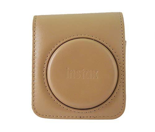 Fujifilm Funda Instax Mini 70 Gold Polipiel Estor Enrollable Mini Funda Original