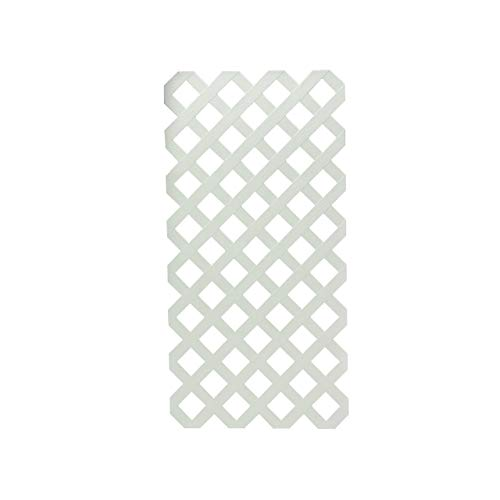 Videx-Rankgitter Spalier Coventry-Classic, Kunststoff weiß, 60 x 120cm