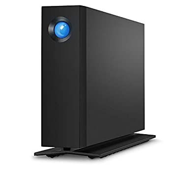 LaCie - STHA4000800 d2 Professional 4TB External Hard Drive Desktop HDD – USB-C USB 3.0 7200 RPM Enterprise Class Drives 5 Year Warranty and Recovery Service  STHA4000800  Black