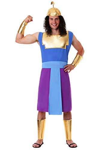 Disney Emperor's New Groove Kronk Mens Fancy Dress Costume Medium