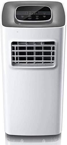 GPWDSN Pequeña De Aire Acondicionado Frío Solo, Portable Móvil De Aire Acondicionado, Energía Silenciosa, 1500W