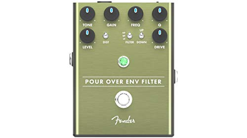 2. Fender Pour Over Envelope Filter Pedal