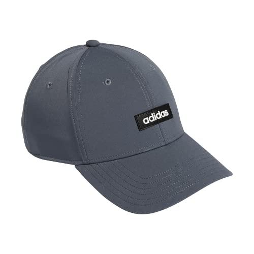 adidas - Cappello da Uomo Preseason Strutturato Elasticizzato, Uomo, Cappello, 977397, Onix, M/L