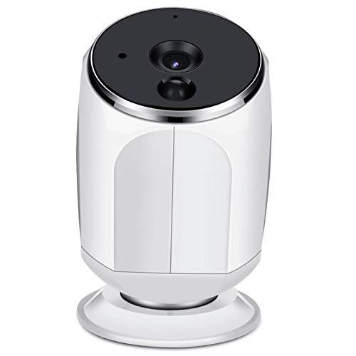 Cámara IP de 720P WiFi, cámara IP de WiFi de la Nube del Registro de Seguridad de la batería, inalámbrica para Las fábricas de los supermercados