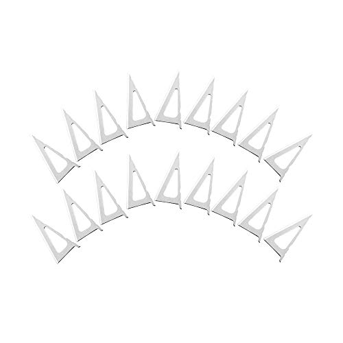 New Archery Products Thunderhead 100 Replacement Blades (18 Pack)