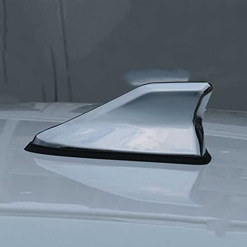XQRYUB Antenna autoradio Impermeabile Antenna squalo, Adatta per Nissan Qashqai X-Trail x Accessori Trail j10 j11 t31 t32 2011 2012 2017 2018