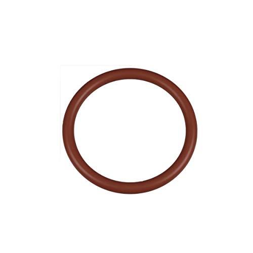 Bosch Siemens 625379 00625379 ORIGINAL Dichtung Dichtring O-Ring Gummi Ring Rot 46mmØ für Brühgruppe z.T. VeroBar VeroProfessional Kaffeeautomat Kaffeemaschine auch Gaggenau Neff