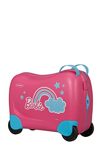 Samsonite Dream Rider Barbie - Maleta Infantil, 51 cm, 28 L, Rosa...