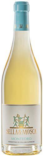 Sella & Mosca Monteoro Vermentino di Gallura DOCG 2013 trocken (0,75 L Flaschen)