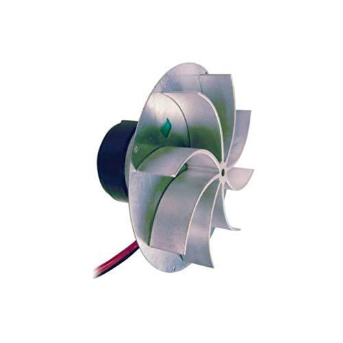 Estrattore - aspiratore fumi con Motore ECOFIT 2RECA3 Fino a 2700/3015 RPM, per stufe a Pellet EDILKAMIN, KARMEK, PUROS, PALAZZETTI, ITC Italiana CAMINI