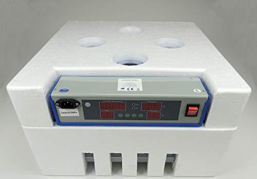 Campo24 S60 Motorbrüter autom. Wendung Brutapparat, Inkubator, für bis zu 60 Eier Inkubator - 4