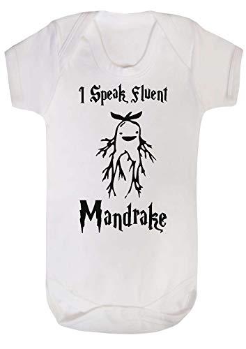 Mandrake Baby Vest