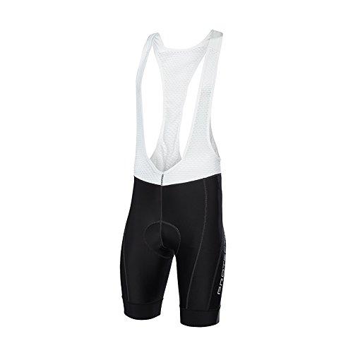 Protective Sequence Bib Tight Porte-vélos Pantalon Court XS Noir