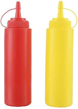 prodigital Dispenser 500 ml Contenitore dosatore Ketchup maionese Salse