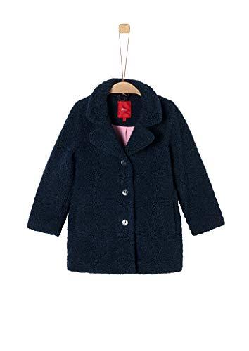 s.Oliver 403.12.008.16.151.2054117 Cappotto di Misto Lana, 5952, 98 cm Bambina