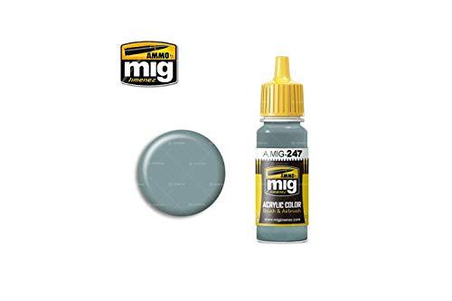 AMMO MIG-0247 Rlm 78 Hellblau Acrylfarben Mehrfarbig