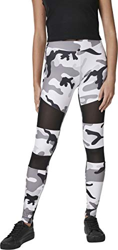 Urban Classics Tech Mesh leggings voor dames