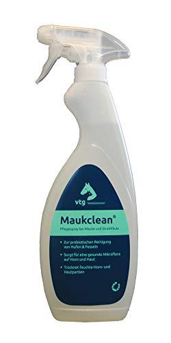 Maukclean - bei Mauke/Fesselekzem und Strahlfäule - für Pferde - mit probiotischen Bakterien