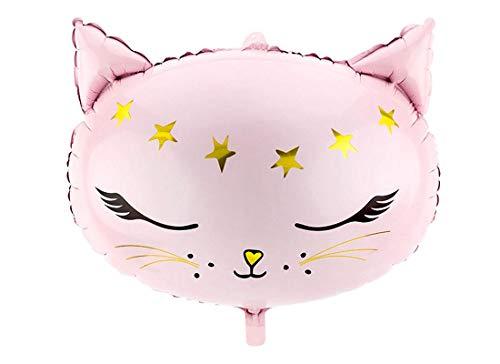 FB47 - Balón Lámina a Tema Gatos 48 X 36CM