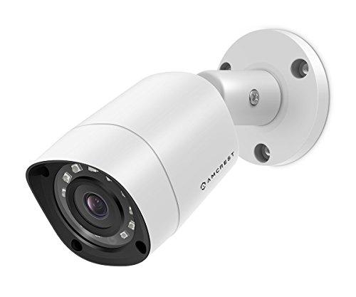 Amcrest UltraHD 4MP HD-Analog 1520P 2688TVL Bullet Outdoor Security Camera