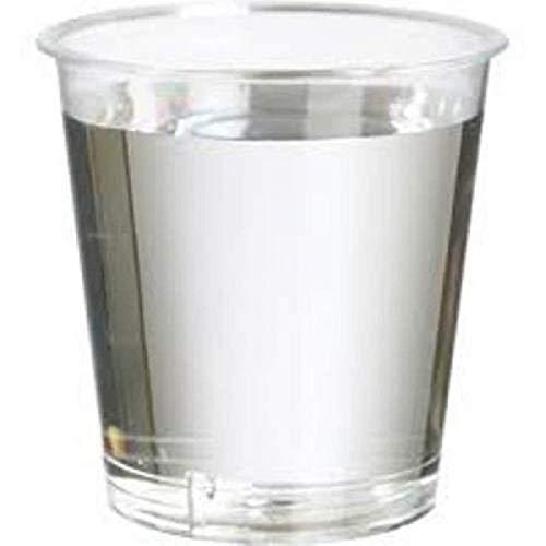 Verres à Shot en plastique 25 ml (Boîte de 200)