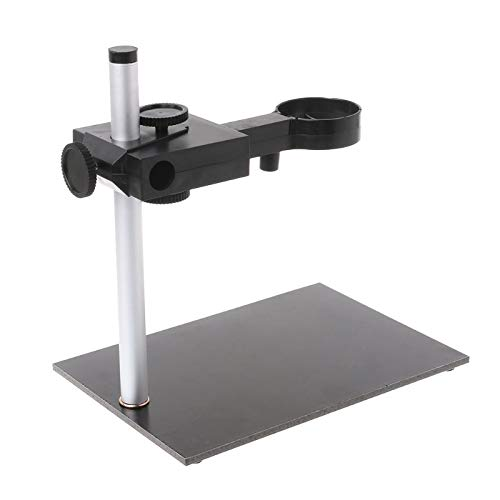 ZXYAN Microscope Accessories Universal Digital USB Microscope Holder Stand Support Bracket Adjust up and Down Biology Education