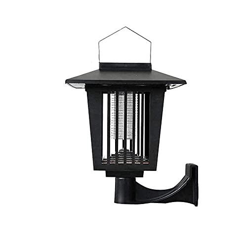 ZSMLB Luces de Pared para Exteriores Luces de Pared solares para Exteriores 40 LED Sensor de Movimiento Lámpara Solar de Seguridad IP65 Impermeable para Patio, Garaje, jardín, Patio, terraza, negr