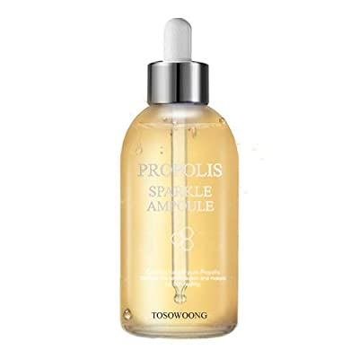 [Tosowoong]Propolis sparkle ampoule 100ml/No harmful ingredient/High moisturizing/sensitive skin/cosmetics