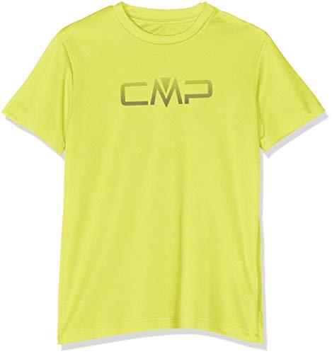 CMP Shirt Garçon, Vert Citron, 98