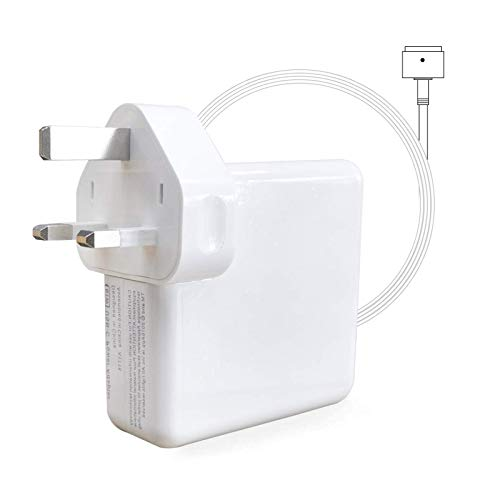 sudatong Compatible With Mac Book Pro/Air Charger 60W Magnetic Power Adapter Connector, Replacement for Mac Book Pro 13-inch, Works With Mac Book Air 13-inch Late 2012-2015(60WT)