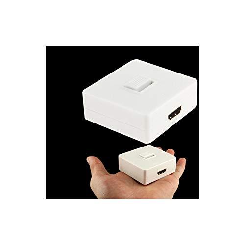 TON-201 Mini 2 x 1 HDMI 2-Way Ports Numérique HD Vidéo Convertisseur Full HD 1080P